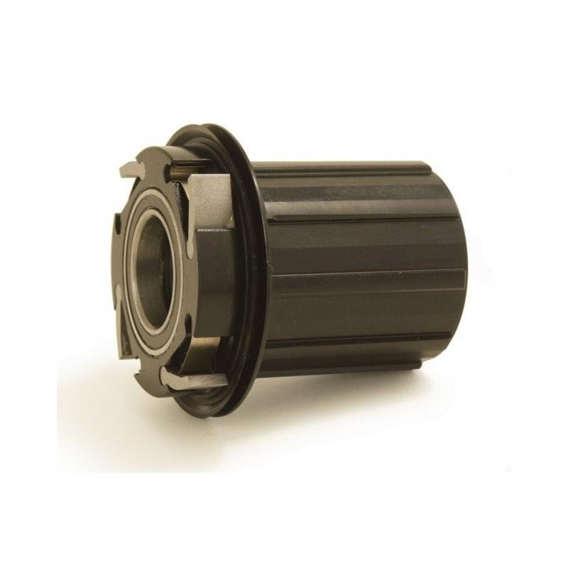 Carbon Ti - Kit di conversione freewheel Shimano MTB/ROAD 10-11s 28T 52.8g