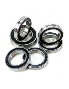 HSC - Ceramic Bearings Kit for Carbon Ti hubs MTB X-HUB SL and SP