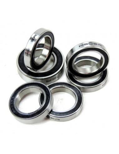 HSC - Ceramic Bearings Kit for Carbon Ti hubs MTB X-HUB SL and SP Lefty