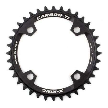 Carbon Ti - Corona X-DirectRing X-Ring 30t 32t 34t 36t x 104