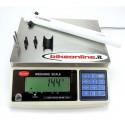 NewUltimate - Reggisella carbon white 31.6x350mm 144g
