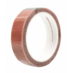 Effetto Mariposa - Double-adhesive tubular tape Carogna size S 25mm X 2m