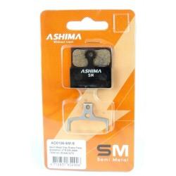 Ashima - Pastiglie Semimetalliche per Shimano XTR