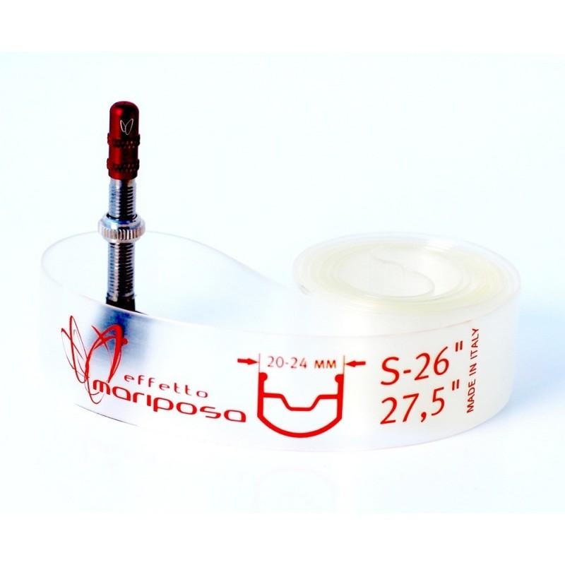 "Effetto Mariposa - Caffélatex Tubeless Strip taglia S 26/27.5"" (x2)"