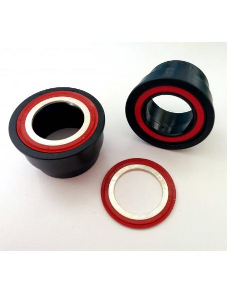 Enduro Bearings - Enduro ZERO CERAMIC bearing 6805 25x37x7mm 18.7g
