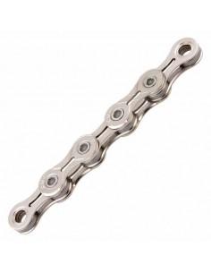KMC - X11 EL SILVER chain 245g