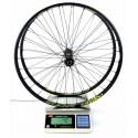 DRC Climber XXL 29ER / Carbon-Ti X-HUB SP wheelset from 1.320g