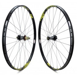 Coppia ruote DRC Climber XXL Carbon 29ER / Extralite HyperHubs da 1.150g