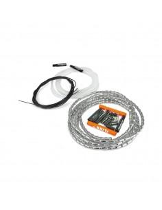 Alligator - Set cavi e guaine per freno I-LINK Silver